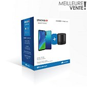 Smartphone Huawei Pack Psmart 2020 Bleu + Enceinte CM510