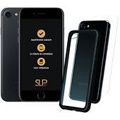 Smartphone Apple iPhone 7 Noir 32Go Reco+Coque+Verre trem