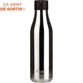 Les Artistes Bottle UP Crystal Argent 500ml