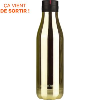 Les Artistes Bottle UP Crystal Or 500ml