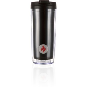 Les Artistes Smart Mug Color noir 33cl A-3010