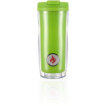 Les Artistes Smart Mug Color vert 33cl A-3015