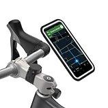 Support smartphone Shape Heart  magnétique taille M pour vélo/trottinett