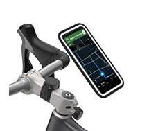 Support smartphone Shape Heart  magnétique taille XL vélo/trottinette
