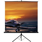 Ecran de projection Oray Screen trépied 125x125 manuel