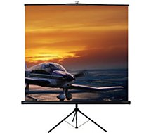 Ecran de projection Oray SCREEN TREPIED 125*125 MANUEL