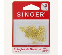 Epingle Singer  Epingles laiton assorties