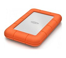 Disque dur externe Lacie  2To Rugged Mini USB 3.0