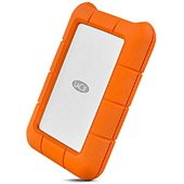 Disque dur externe Lacie 2.5'' 1To Rugged USB3.1 Type C