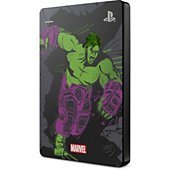 Disque dur Seagate 2.5'' 2To Game Drive Play. MARVEL Hulk