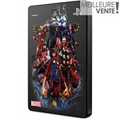 Disque dur Seagate 2.5'' 2To Game Drive Play. MARVEL Cap
