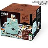 Appareil photo Instantané Fujifilm Pack Instax Mini 9 Bleu Givré