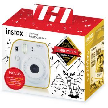 Fujifilm Pack Instax Mini 9 Blanc Calendrier