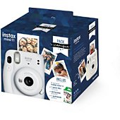 Appareil photo Instantané Fujifilm Pack Instax Mini 11 Blanc Iconique