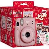 Appareil photo Instantané Fujifilm  Pack Instax Mini 11 Pink Love