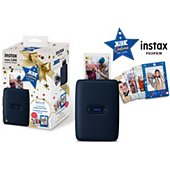 Imprimante photo portable Fujifilm Instax Mini Link Coffret Dark Denim