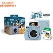 Appareil photo Instantané Fujifilm Pack Liberte INSTAX Square SQ1 Bleu