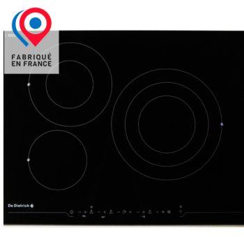 de dietrich dtv1124x plaque vitroc ramique boulanger. Black Bedroom Furniture Sets. Home Design Ideas