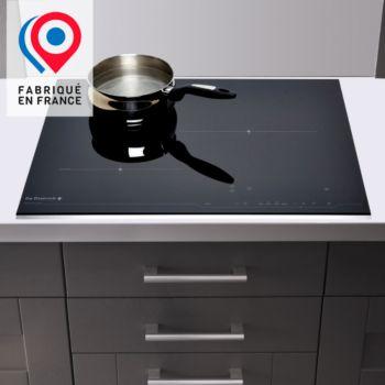 De dietrich dti1106xe table induction boulanger - Table de cuisson induction boulanger ...
