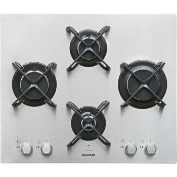 brandt bpe6414x plaque gaz boulanger. Black Bedroom Furniture Sets. Home Design Ideas