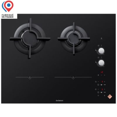 Plaque de cuisson de dietrich boulanger - Table cuisson mixte gaz induction grande largeur ...
