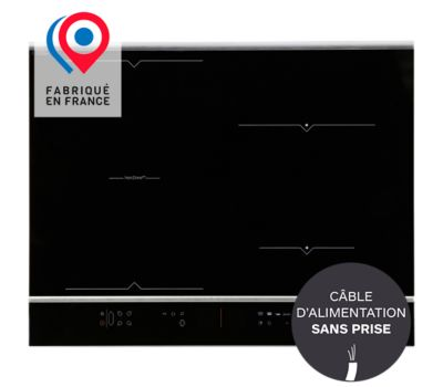 Table induction De Dietrich DPI7684XS