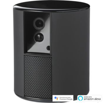 Somfy Protect One Security Camera - Noir