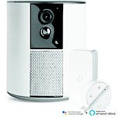 Caméra de sécurité Somfy Protect Somfy One + Intellitag+ Badge