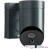 Caméra de sécurité Somfy Protect Outdoor Camera grise