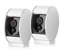 Caméra de sécurité Somfy Protect  Pack x2 Indoor Camera