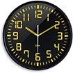 Horloge Orium Horloge silencieuse Contraste 30 cm