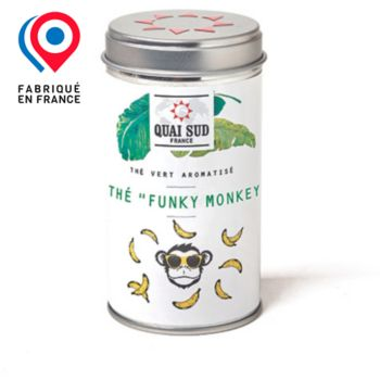 Quai Sud Funky Monkey The vert  fruits exotiques