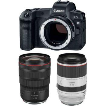 Canon EOS R + RF 24-70mm f/2.8 L IS USM + RF 7