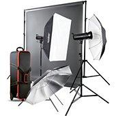 Metz GODOX Kit éclairage studioSet - SK400II-