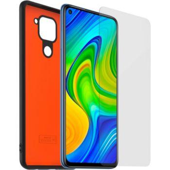 Xiaomi Note 9 Coque + Verre trempé
