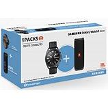 Montre connectée Samsung  Pack Watch 3 Noir 45mm+Enceinte JBL Flip