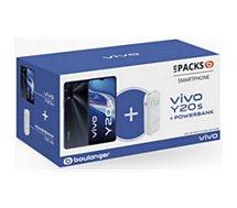 Smartphone Vivo  Pack Y20S Noir + Powerbank