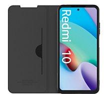 Etui Xiaomi  Redmi 10 noir