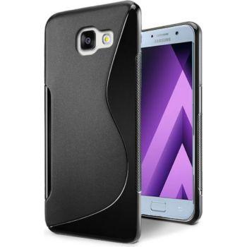 Lapinette Gel Vague S Samsung Galaxy A3 2017 Noir