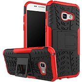 Coque Lapinette Anti Choc Samsung Galaxy A5 2017 Rouge