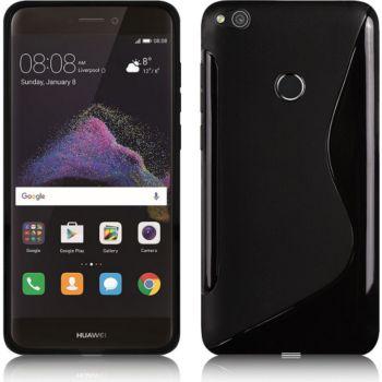 Lapinette Gel Vague S Huawei P8 Lite 2017 Noir