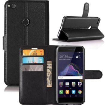 Lapinette Portefeuille Huawei P8 Lite 2017 Noir