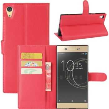 Lapinette Portefeuille Sony Xperia Xa1 Ultra Rouge