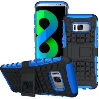 Lapinette Anti Choc Samsung Galaxy S8 Bleu