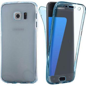 Lapinette En Gel Intégrale Samsung Galaxy S8 Bleu