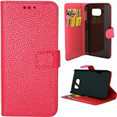 Etui Lapinette Portefeuille Samsung Galaxy S8 Rouge