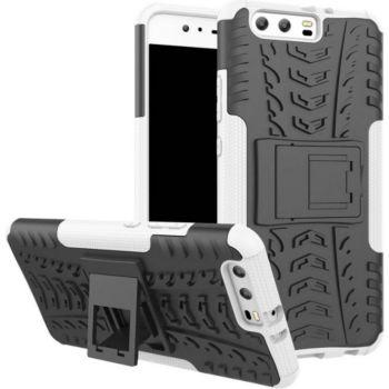 Lapinette Anti Choc Huawei P10 Modèle Spider Blan