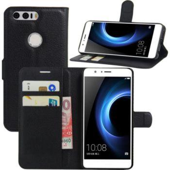 Lapinette Portefeuille Huawei Honor 8 Pro Noir