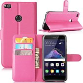 Etui Lapinette Portefeuille Huawei P10 Lite Rose