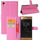 Etui Lapinette Portefeuille Sony Xperia L1 Rose